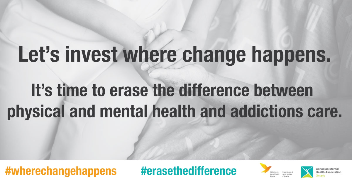 Let's invest in where change happens.