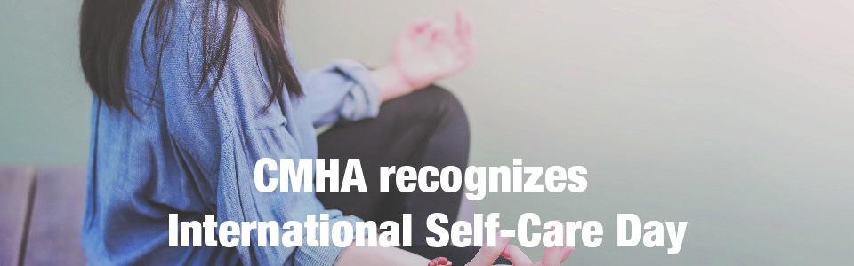 International Self-Care Day – July 24, 2019