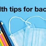 Web banner for back to school