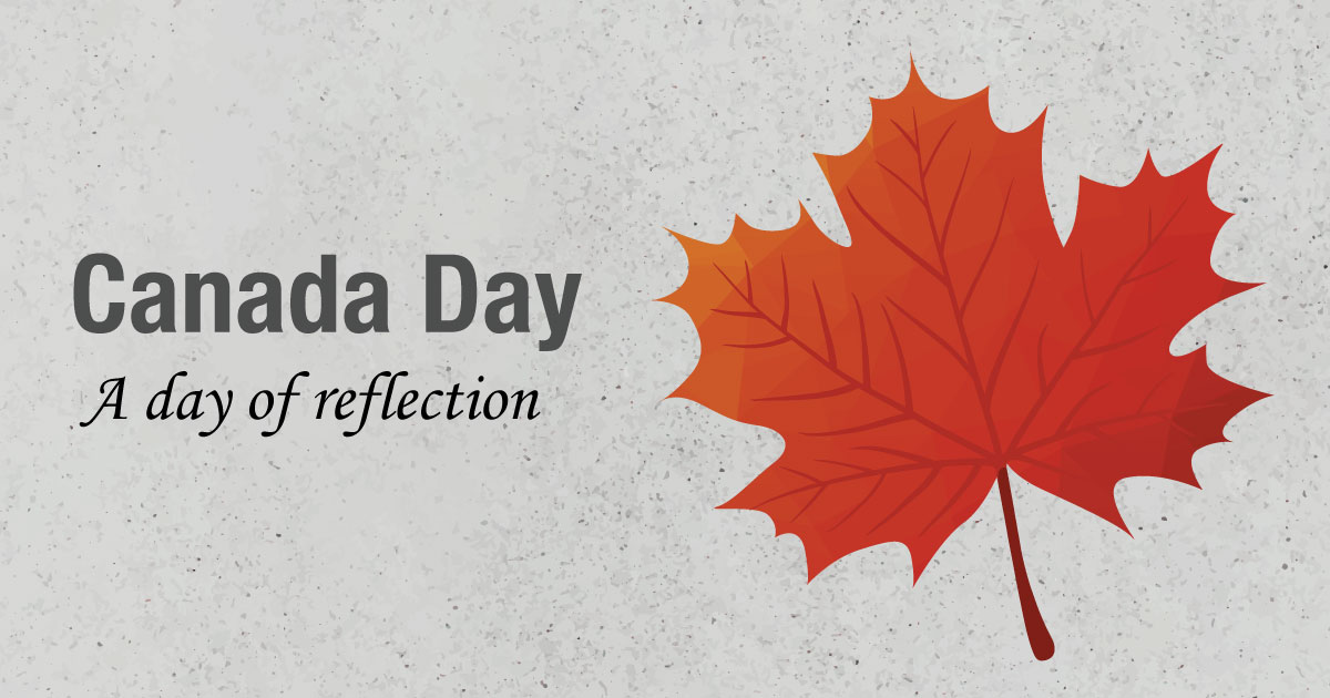 A thoughtful Canada Day at CMHA