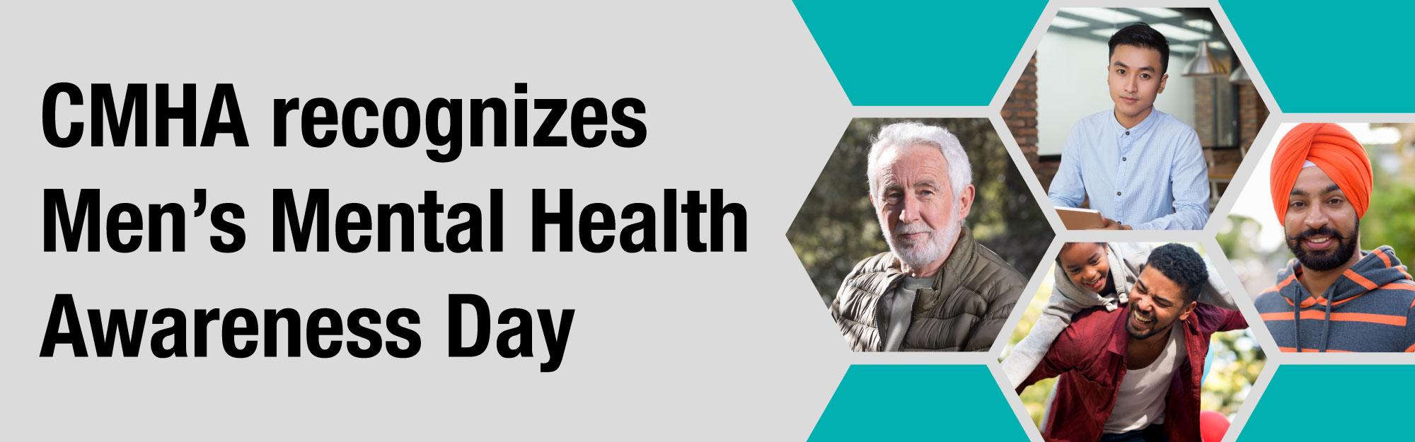Men's Mental Health Awareness Day