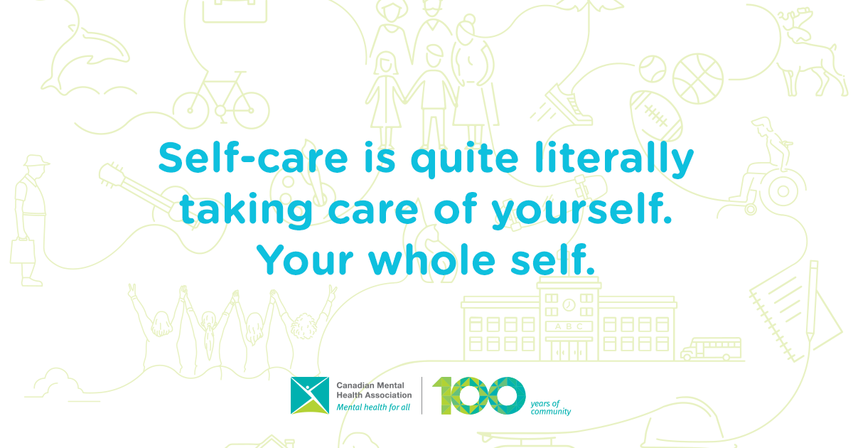 International Self-Care Day – Beneath the surface: Self-care myths and facts